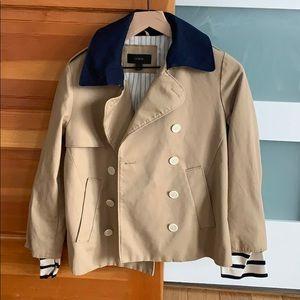 JCrew Cropped Jacket